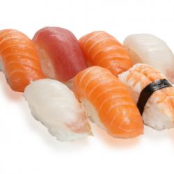 🍣 Menu sushi